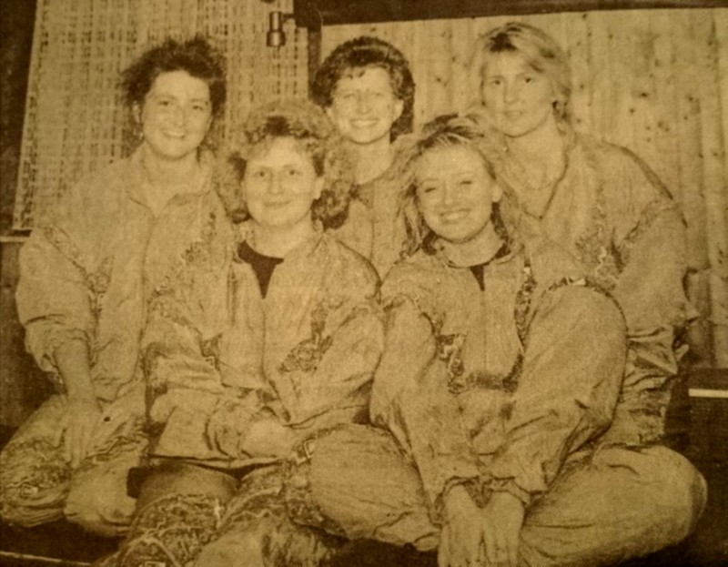 Damen Meistertitel 1995