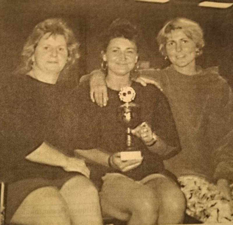 Damen Pokalsiege 1996