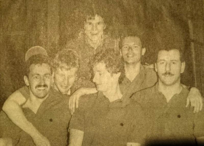 Herren 1 Meisterschaft 1989