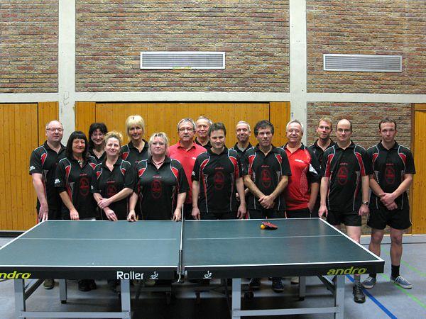 Abteilung Tischtennis 2015